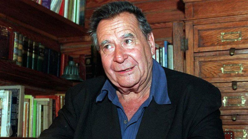 Murió Dalmiro Sáenz, el rey del absurdo