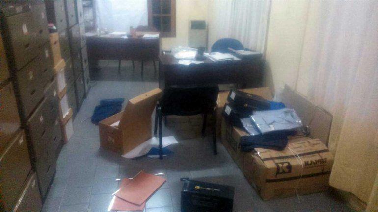 Atraparon a dos menores por por robo en Junín