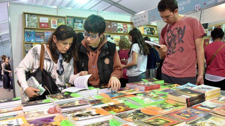 Feria del Libro Neuquén 2016
