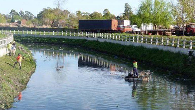 Encontraron ocho cadáveres en arroyos de Quilmes
