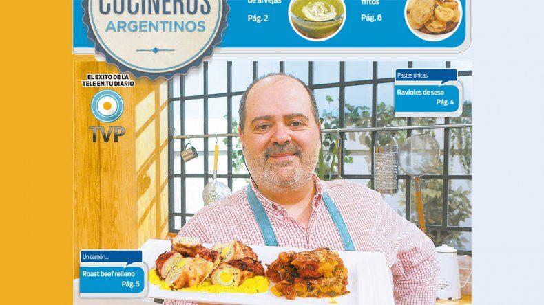 Con Cocineros Argentinos, hay fiesta asegurada en tu casa