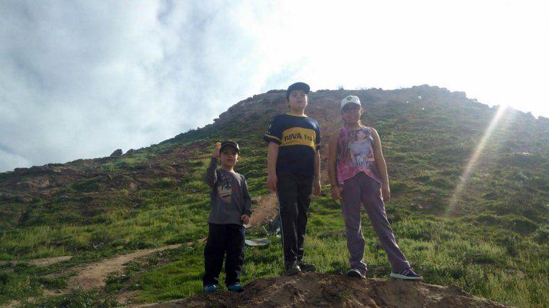 Valeria comparte una foto de sus hijos Joaquín