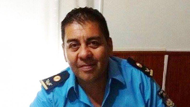 El subdirector de Seguridad Interior