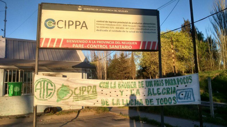 Empleados de CIPPA amenazan con cortar el tránsito en los puentes