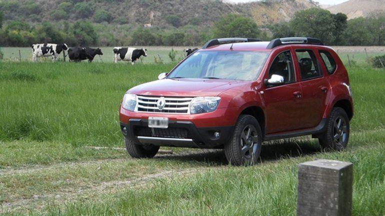 Alquilaron una camioneta en Bariloche y la vendieron en Neuquén