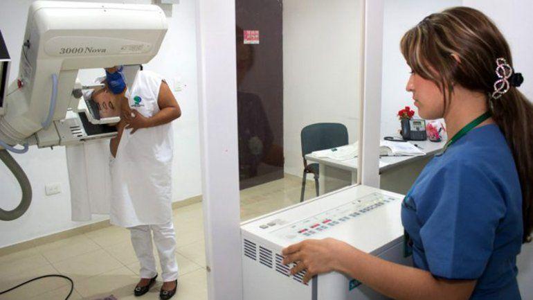 El mamógrafo móvil estará en Almafuerte durante tres semanas