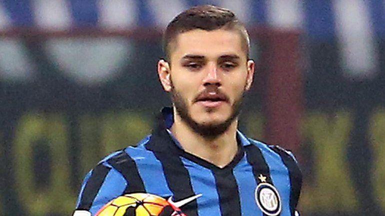 Icardi ya hizo tres goles en las dos fechas del Calcio italiano.