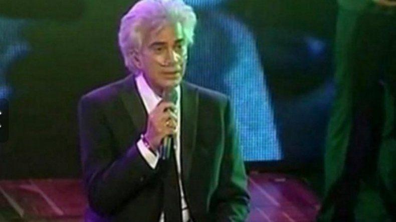 El Puma en el show de Colombia.