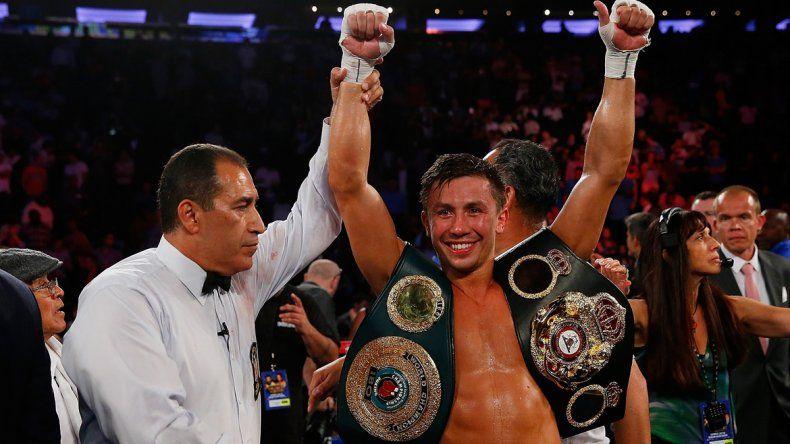 El Messi del boxeo. Golovkin
