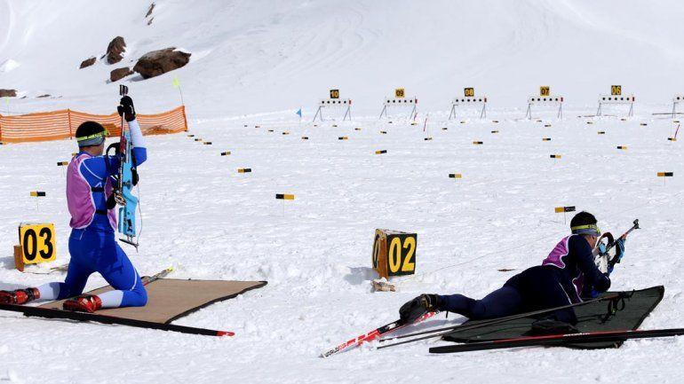 Copahue y Caviahue cautivaron con los Juegos Argentinos de Invierno
