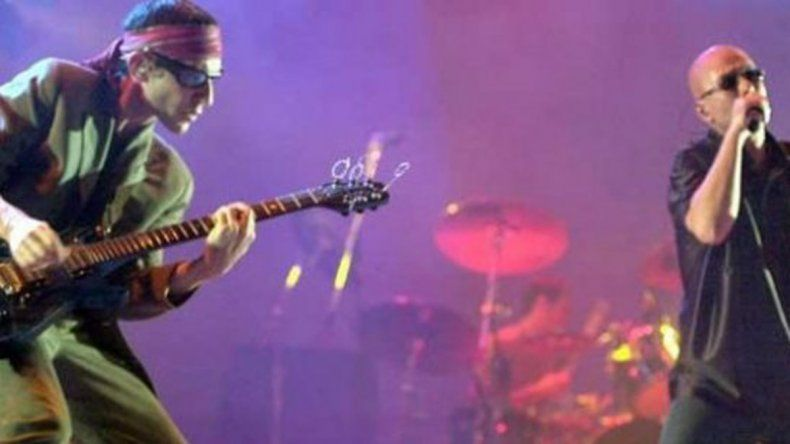 El ex bajista de Soda Stereo también se refirió a la rivalidad entre ambas bandas
