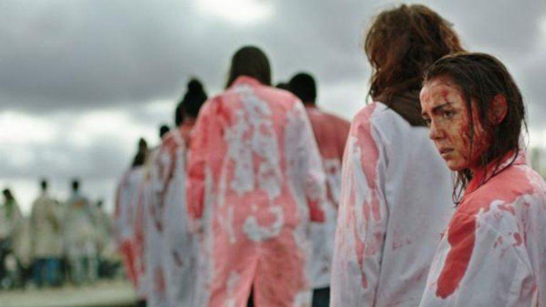 Garance Marillier interpreta a una joven vegetariana en la película.