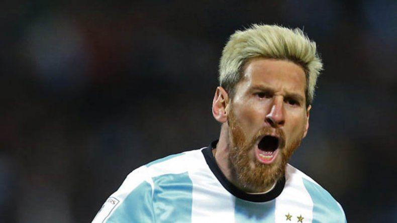 Vuelve Messi.
