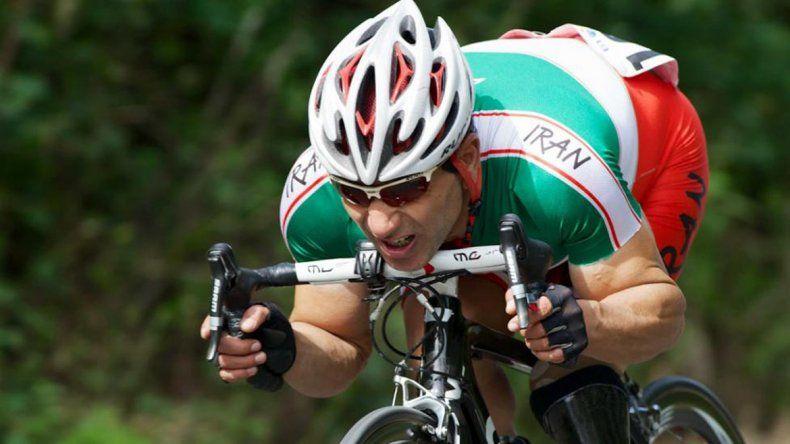 Los Juegos Paralímpicos, de luto: murió un ciclista iraní
