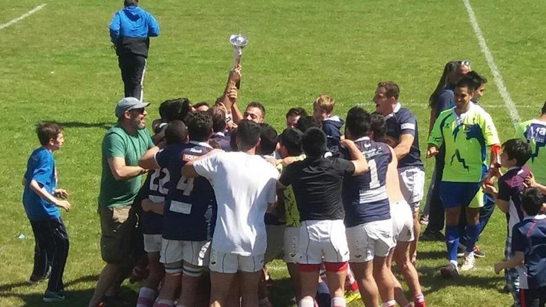 Neuquén Rugby perdió cuatro veces en el año ante los mendocinos. Por la reválida