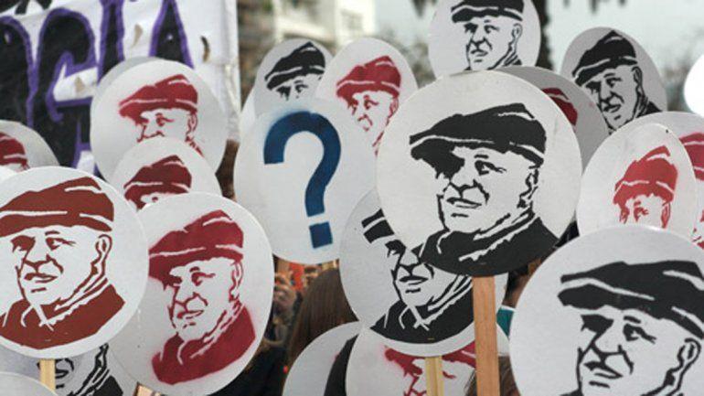 Marcharon en Neuquén a 10 años de la desaparición de Julio López