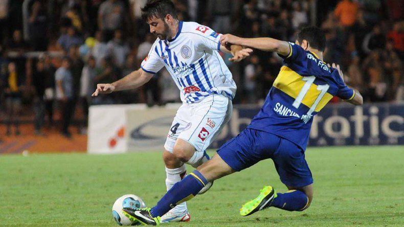 Sin Tevez, Boca no pudo con Godoy Cruz y empató en Mendoza