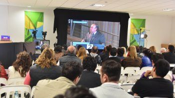 Sólo el 10% de los inscriptos pudo hablar en la audiencia en Neuquén.