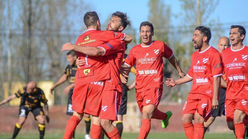 El primer gol del Rojo en el torneo lo hizo el cordobés Ávila