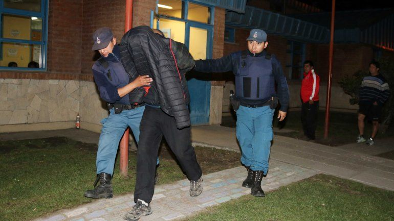 Detuvieron a un prófugo chileno en Junín de los Andes