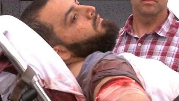 Ahmad Khan Rahami resultó herido en un enfrentamiento con la Policía.