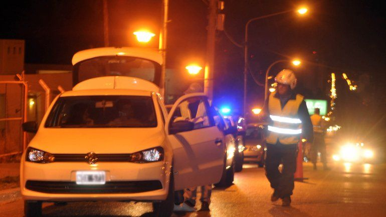 Controles de tránsito: detectaron a 15 jóvenes conductores alcoholizados