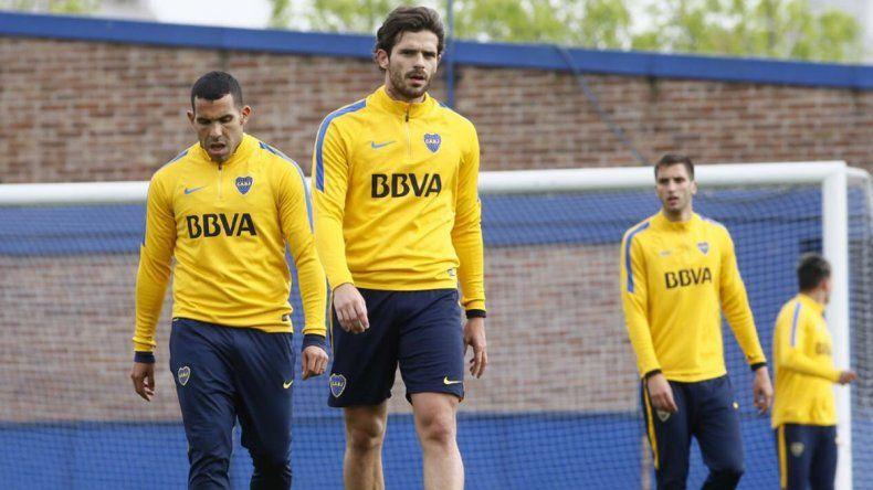 Guillermo sigue con las pruebas para mejorar a su Boca