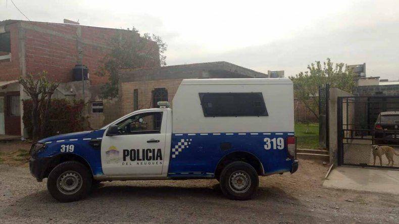 Reventaron un kiosco narco en Altos de Limay: secuestraron más de 6 kilos de droga