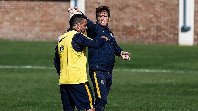 Carlitos deberá seguir esperando para volver al campo de juego.