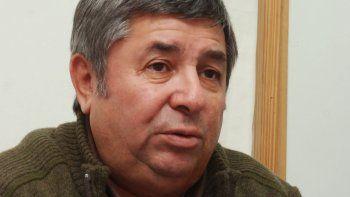 Manuel Arévalo, titular del Sindicato de Petroleros Jerárquicos.