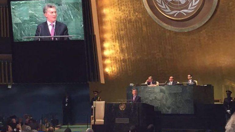 Macri pidió bajar las ansiedades sobre Malvinas