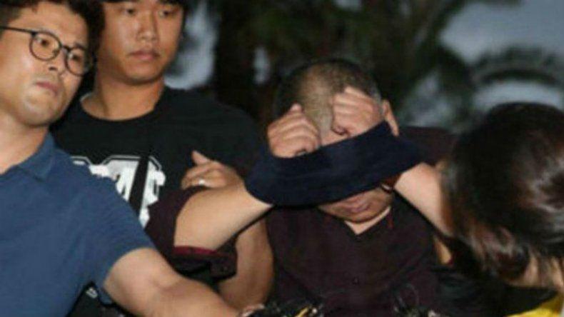 El crimen fue en una isla coreana muy popular a la que van muchos chinos.