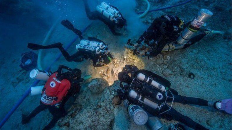 Arqueólogos de Dinamarca fueron los que encontraron el esqueleto.