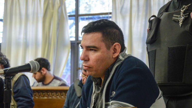 El cabo Fabián Escobar hirió en el pecho al delegado de UPCN.