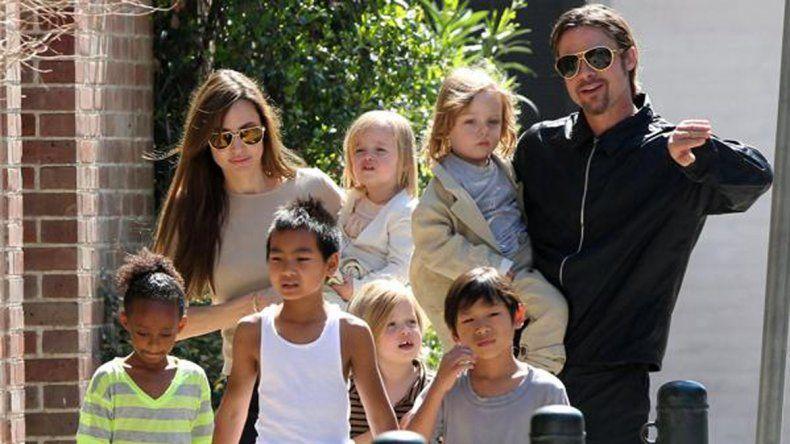 Qué pasó en el vuelo que terminó en la separación de Brad Pitt y Angelina Jolie