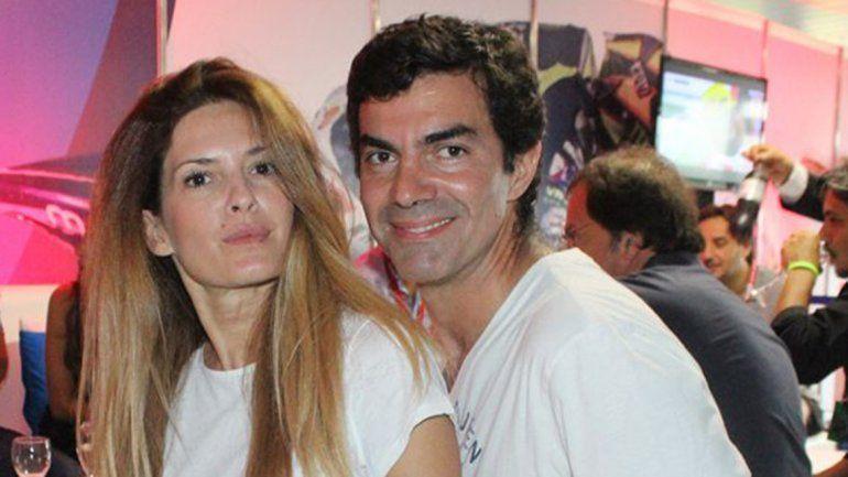 Isabel Macedo y Juan Manuel Urtubey.