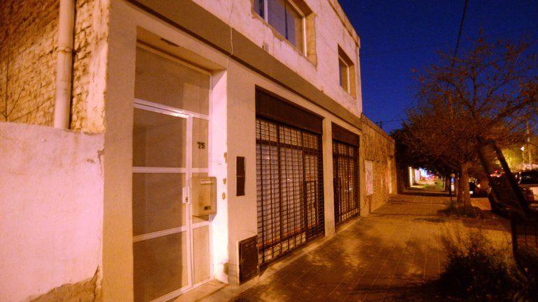 El robo en las oficinas de Miguel A. Camino ocurrió al mediodía.