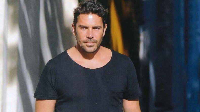 El actor argentino hablará sobre la recaída que tuvo y su supuesta paternidad con Florencia Maggi.