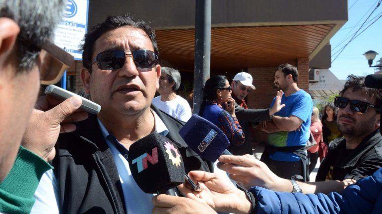 Liberaron a Edgardo Oñate, secretario gremial de UPCN