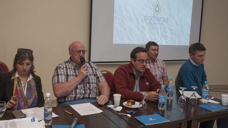 Realizan audiencia pública por la instalación de Comarsa en Añelo
