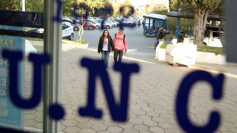 Sin recursos, la UNCo se declarará en emergencia
