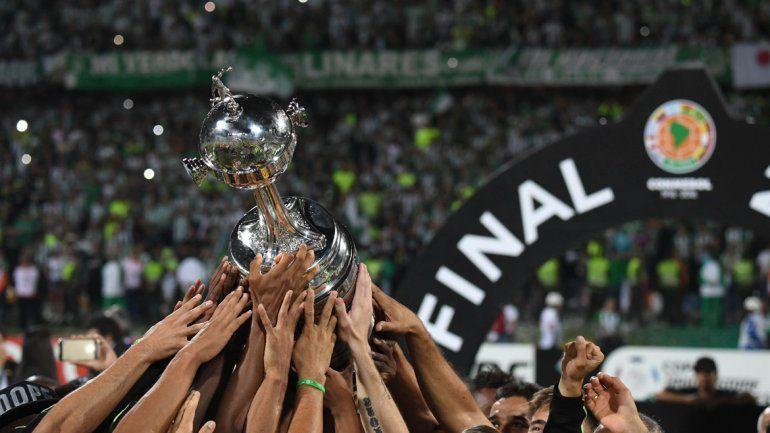 La Copa Libertadores se jugará todo el año desde 2017