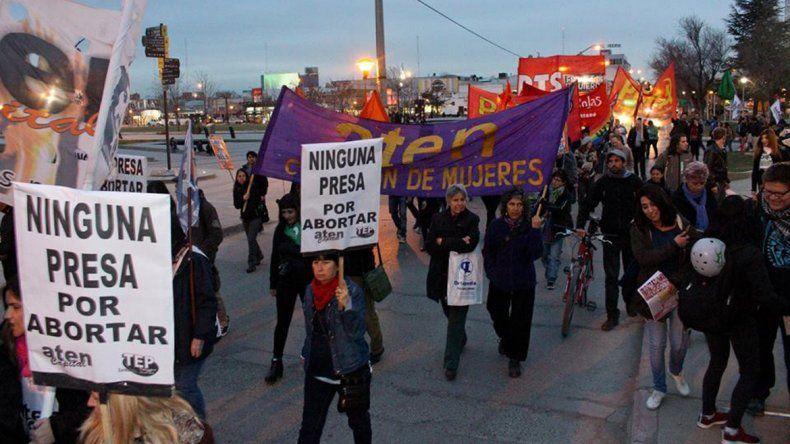 Marcharán para exigir la despenalización del aborto