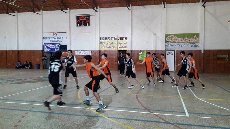 El básquet definió a sus finalistas en distintas categorías.