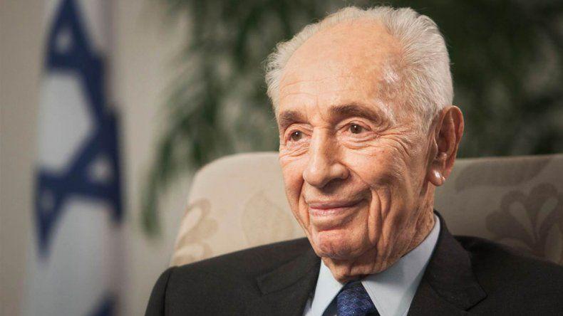 A los 93 años murió el ex primer ministro y presidente israelí Shimon Peres