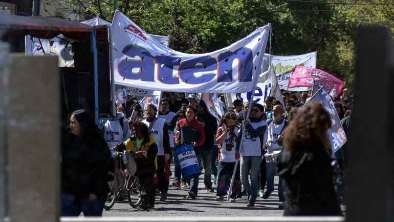 ATEN repudió el decreto que pretende trasladar los ferias del 24 de marzo y 2 de abril
