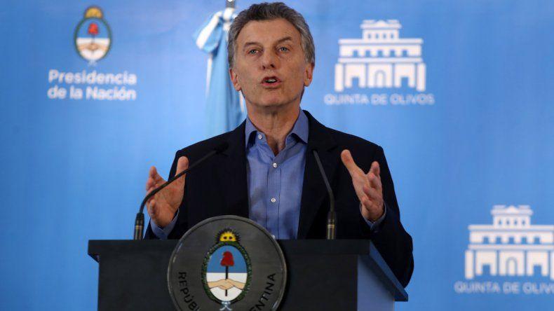 Macri: Después de la manipulación, hoy sabemos cuál es la realidad