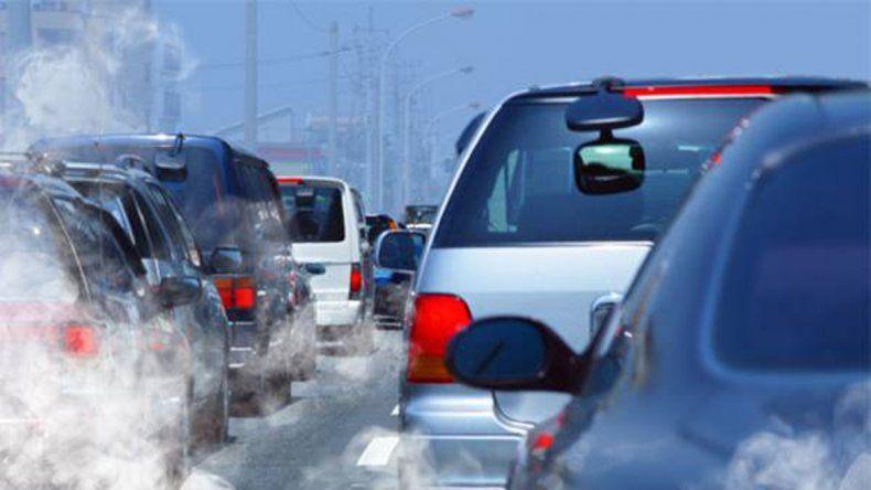 Nueve de cada 10 personas respiran aire contaminado