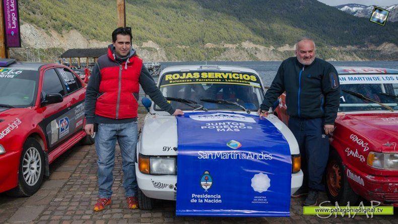 El local Gustavo Rojas lidera en la Clase A1.
