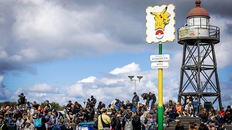 En La Haya se cansaron y demandan a creador de Pokémon Go